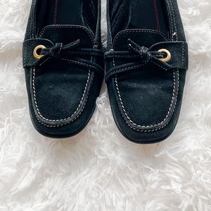 Kate Spade Black Loafers